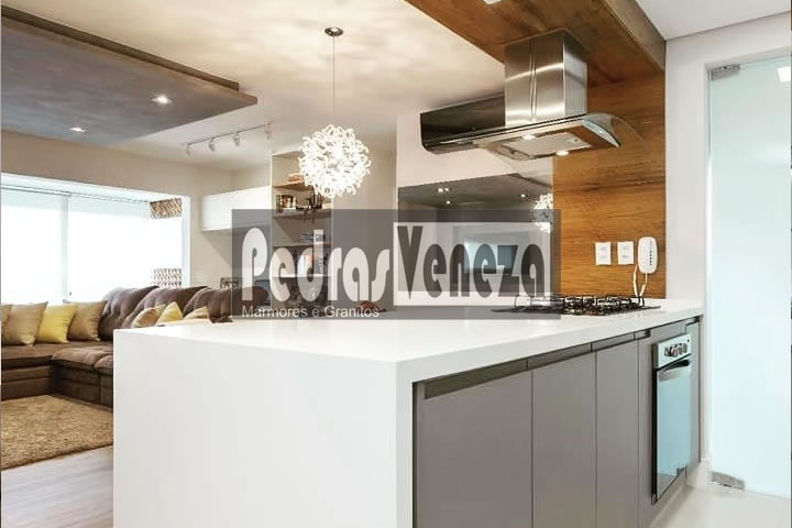 Cozinha em Quartzo Stone